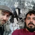 Io e Antonio Novaes
