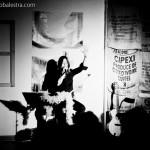 Marina Gigli allo Street Studio